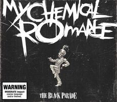 "My Chemical Romance "" The Black Parade"" CD"