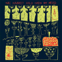 "Nai Harvest ""Hold Open My Head"" 7"""