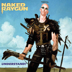 "Naked Raygun ""Understand"" CD"
