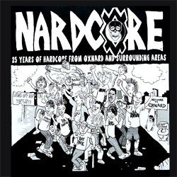 "Various Artists ""Nardcore 25 Years"" LP"