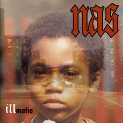 "Nas ""Illmatic"" LP"