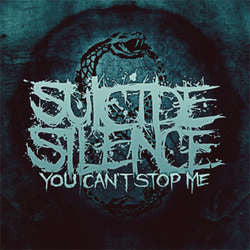 "Suicide Silence ""You Can't Stop Me"" CD/DVD"