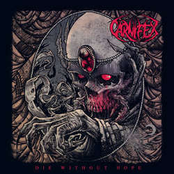 "Carnifex ""Die Without Hope"" CD"