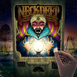 "Neck Deep ""Wishing Thinking"" CD"