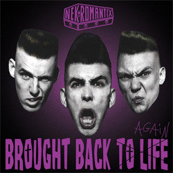 "Nekromantix ""Brought Back To Life"" CD"