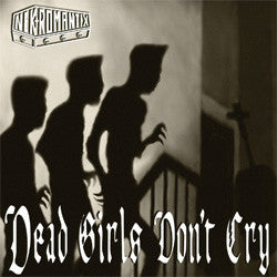 "Nekromantix ""Dead Girls Don't Cry"" CD"