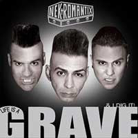 "Nekromantix ""Life Is A Grave & I Dig It!"" CD"