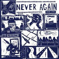 "Never Again ""Year One"" LP"
