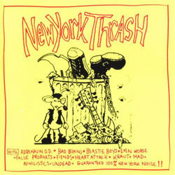 "Various ""New York Thrash"" LP"