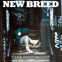 "<i>Various Artists</i> ""New Breed Tape Comp"" 2xLP"