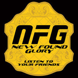 "New Found Glory ""Listen To Your Friends"" 7"""