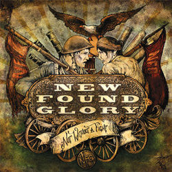 "New Found Glory ""Not Without A Fight"" CD"