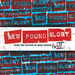 "New Found Glory "" From The Screen To Your Stereo"" CD"