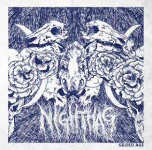 "Night Hag ""Gilded Age"" CD"