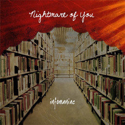 "Nightmare of You ""Infomania""CD"