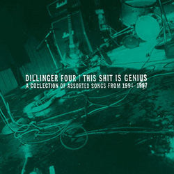 "Dillinger Four ""This Shit Is Genius"" LP"