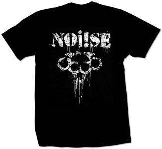 "Noi!se ""Brass Knuckles"" T Shirt"