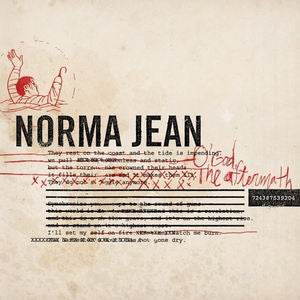"Norma Jean ""O God, The Aftermath"" CD"