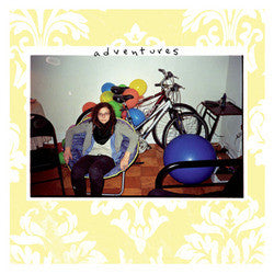 "Adventures ""Self Titled"" 7"""