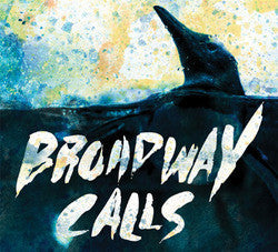 "Broadway Calls ""Comfort/Distraction"" CD"