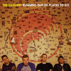 "The Swellers ""Running Out Of Places To Go"" 10"""