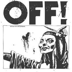 "Off! ""<i>Self Titled</i>"" CD"