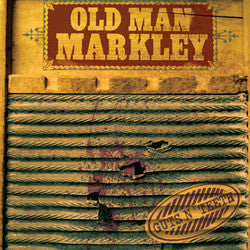 "Old Man Markley ""Guts N' Teeth"" CD"