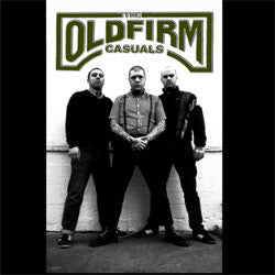 "The Old Firm Casuals ""Self Titled"" 7"""