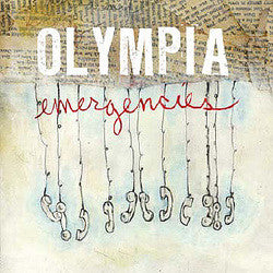 "Olympia ""Emergengies"" CD"