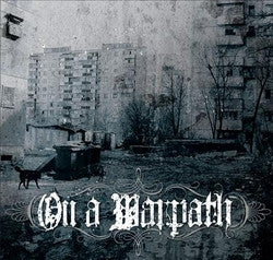"On A Warpath ""<i>self titled</i>"" CD"