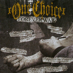 "One Choice ""Forever War"" CD"
