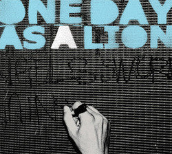 "One Day As A Lion ""<i>self titled</i>"" CDEP"