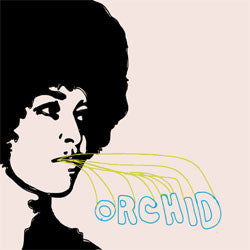 "Orchid ""Self Titled"" LP"