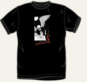 Outbreak Angel T Shirt