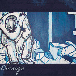 "Outrage ""Broken"" CD"