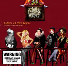 "Panic! At The Disco ""A Fever You Can't Sweat Out"" CD"