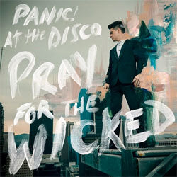 "Panic! At The Disco ""Pray For The Wicked"" LP"