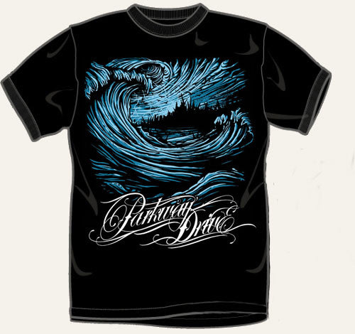 "Parkway Drive ""Wave"" T Shirt"