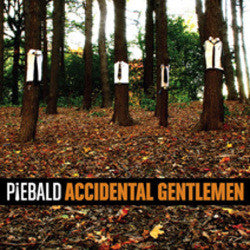 "Piebald ""Accidental Gentleman"" CD"