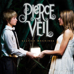 "Pierce The Veil ""Selfish Machines"" CD"
