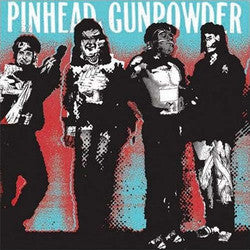 "Pinhead Gunpowder ""Kick Over The Traces""CD"