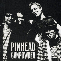"Pinhead Gunpowder ""S/T"" 7"""