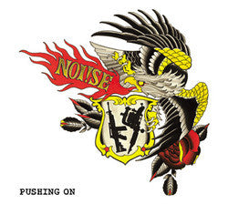 "Noi!se ""Pushing On"" LP"