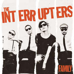 "The Interrupters ""Family b/w This Is The New Sound"" 7"""