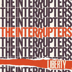 "The Interrupters ""Liberty b/w White Noise"" 7"""
