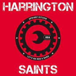 "Harrington Saints ""Upright Citizen"" 7"""