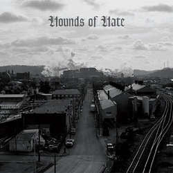 "Hounds Of Hate ""Self Titled"" LP"