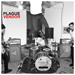 "Plague Vendor ""Free To Eat"" LP"