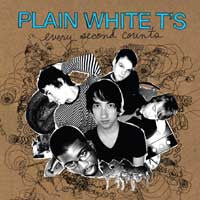 "Plain White T's ""Every Second Counts"" CD"