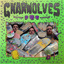 "Gnarwolves ""Self Titled"" CD"